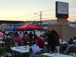 New Zion's 1st Annual- Communion in the Community