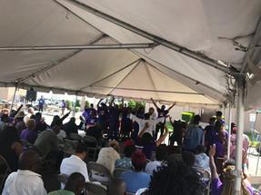 NZBC Worship under the Tent