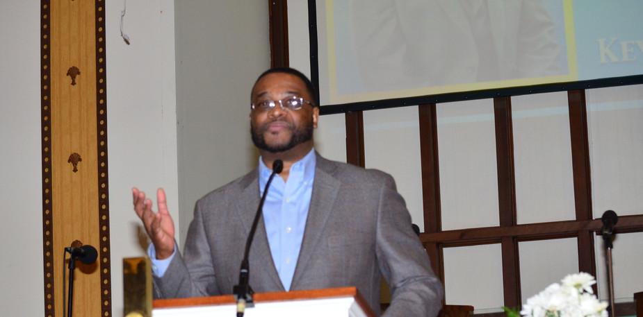 #GPS 11/07/18 Guest Preacher: Rev. Lester Wormley