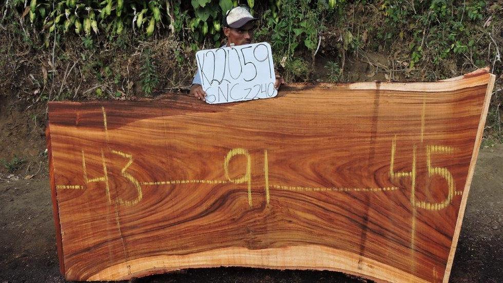 K22059 Parota Wood