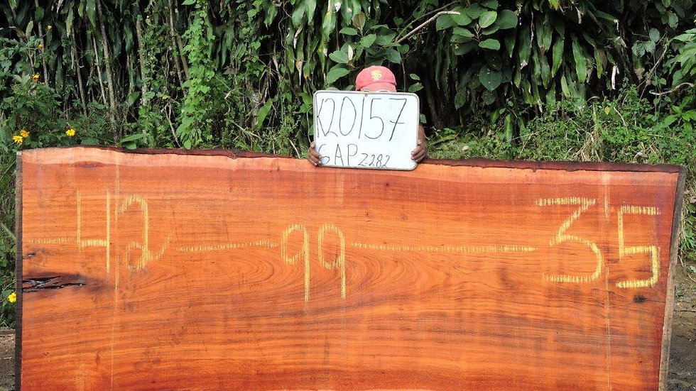 K20157 Jatoba Wood
