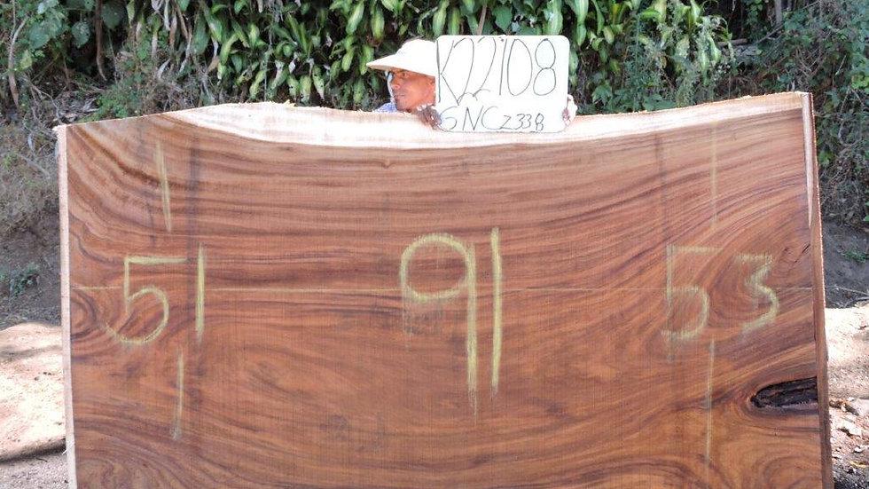 K22108 Parota Wood