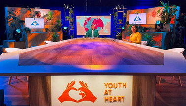 Host Ministry's Youth at Heart Forum