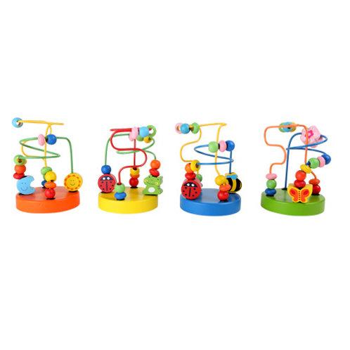Small Foot Skills - Bead rollercoaster spring