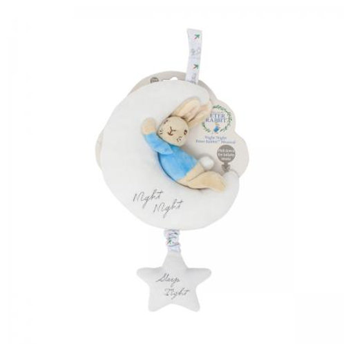 Peter rabbit baby musical toy