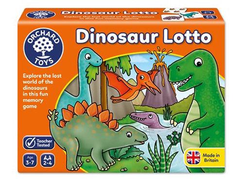 Orchard Game - Dinosaur lotto