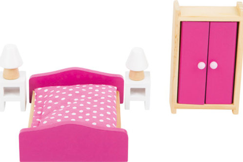 Smallfoot - Doll's house furniture bedroom