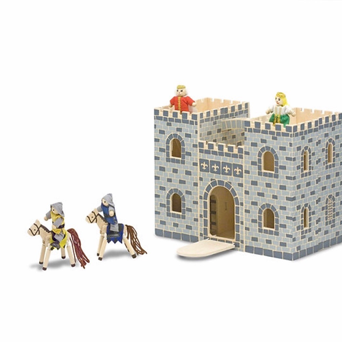 Melissa - Fold and Go castle