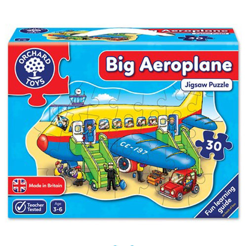 Orchard Jigsaw - Big Aeroplane