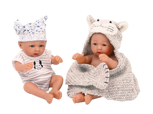 Small Foot Toys - Dolls 'Bob and Dylan' (each)