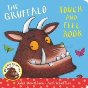 Baby Book - Touch and feel the Gruffalo