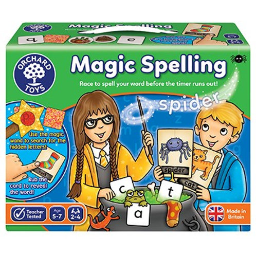 Orchard -Magic Spelling