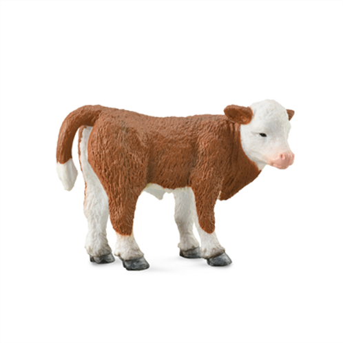 CollectA - Hereford calf standing