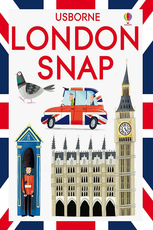 London snap cards usborne