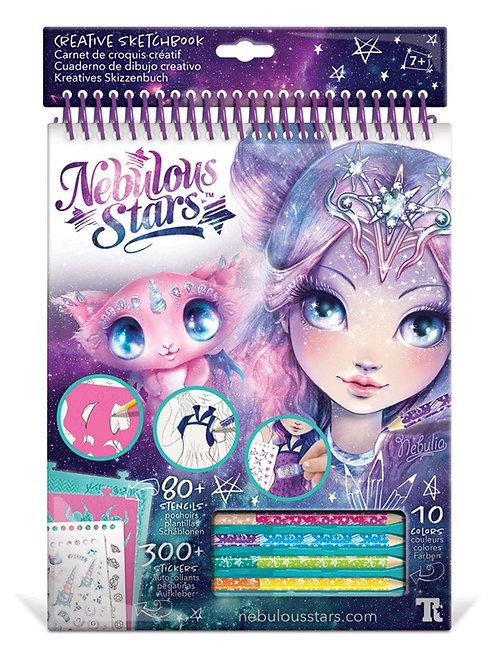 Nebulous - Creative Sketchbook Nebulia
