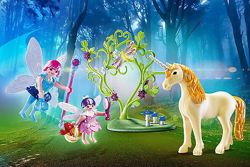 Playmobil - Fairy unicorn carry case