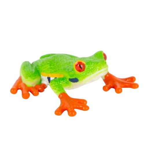 Animal Planet - Red Eyed Tree Frog