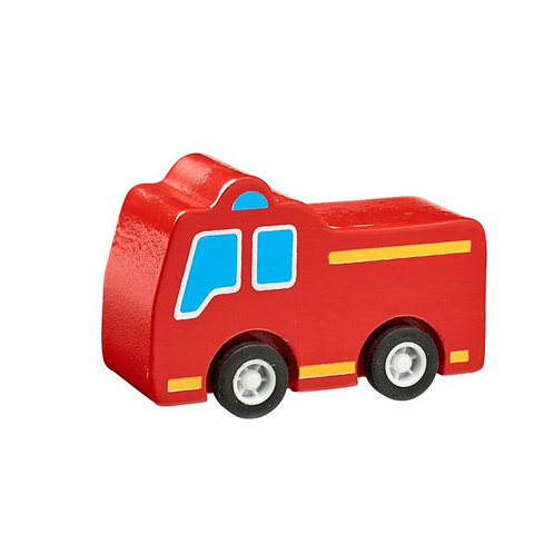 Lanka Kade - Wooden fire engine