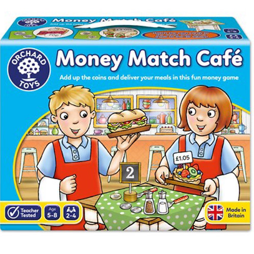 Orchard Game - Money match cafe