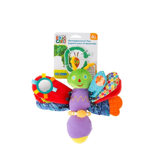 Smallfoot - The very hungry caterpillar activity butterfly