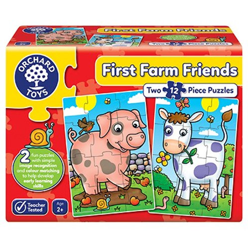 Orchard - First farm friends puzzles