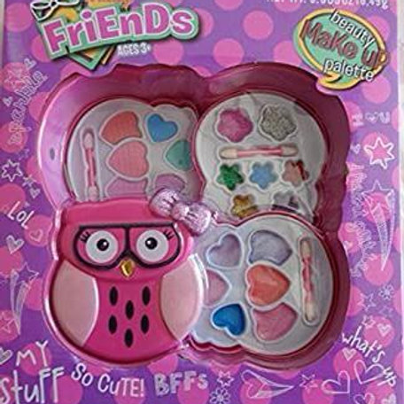 Totally friends - Makeup palette owl
