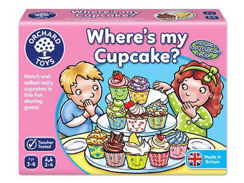 Orchard Game - Where's my cupcake