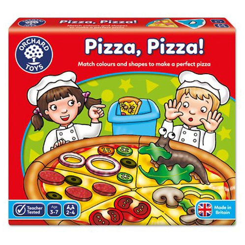 Orchard Game - Pizza pizza