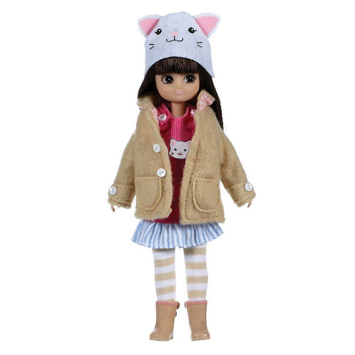 Lottie doll toy pandora box coat