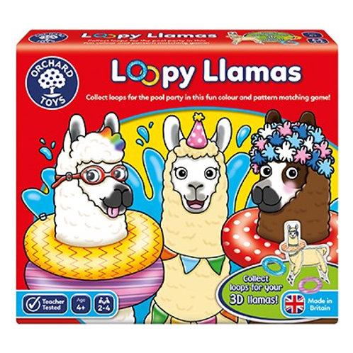 Orchard -Loopy llamas