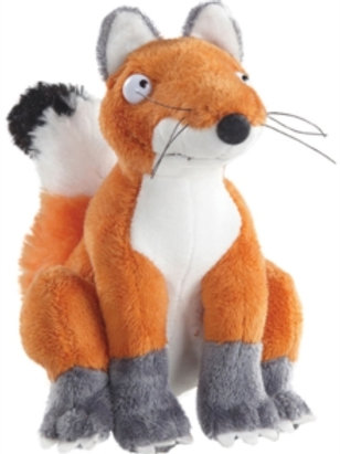 Children Character - Gruffalo Fox sitting 7in