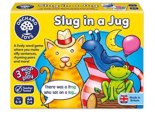 Orchard Game - Slug in a jug