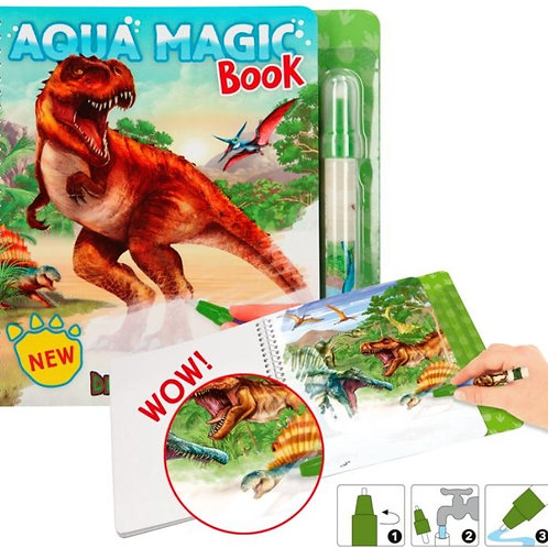 Depesche - Dino world aqua magic book
