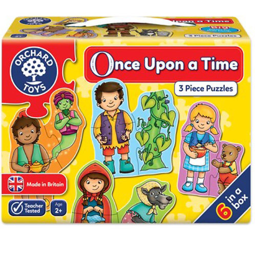 Orchard Jigsaw - Once upon a time