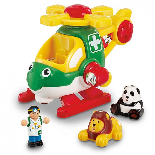 Wow helicopter animal rescue toy