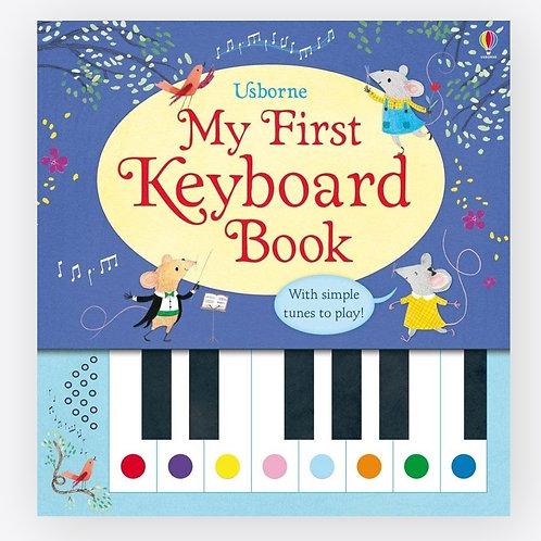 Usborne - My First Keyboard Book