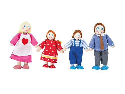 Small Foot Toys - Doll Family
