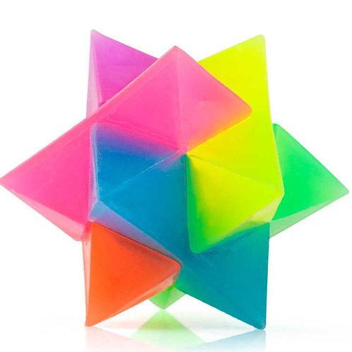 Tobar flashing prism ball