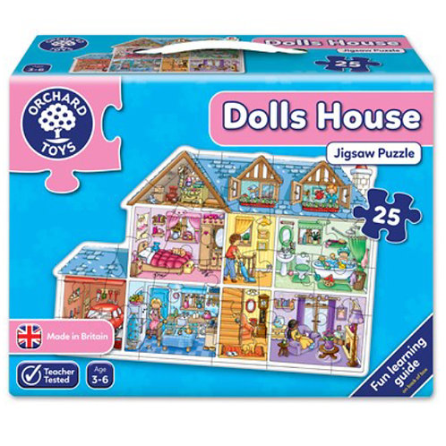 Orchard Jigsaw - Dolls House