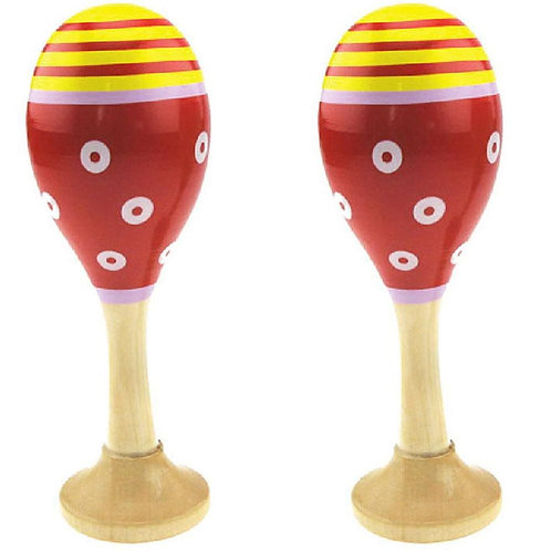 Bigjigs Musical - Junior Maraca (each)