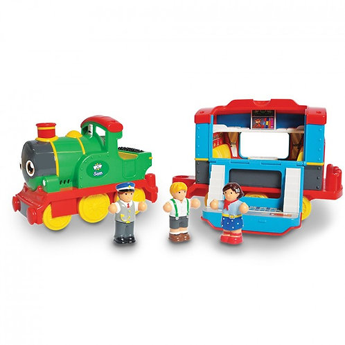 Wow steam train toy