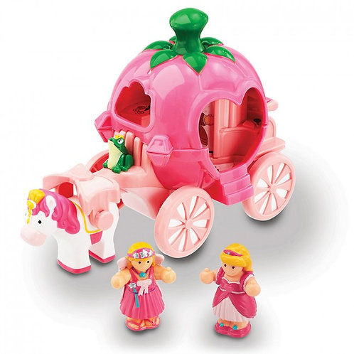 Wow princess carriage toy