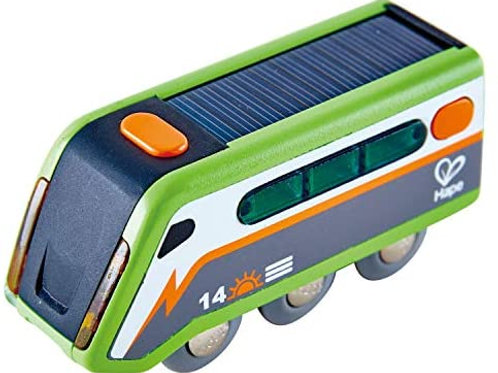 Hape - Engine with solar-powered light