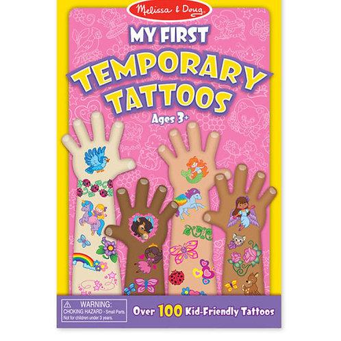 Melissa - Temporary tatos Girls