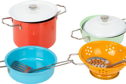 Smallfoot - Cookware set with accessories