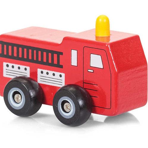 Tobar wooden toy car truck