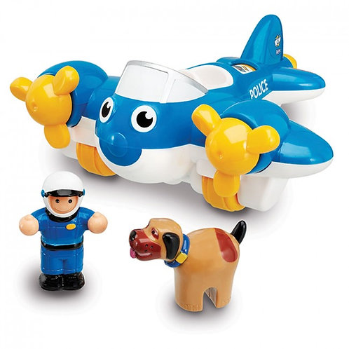 Wow police plane toy