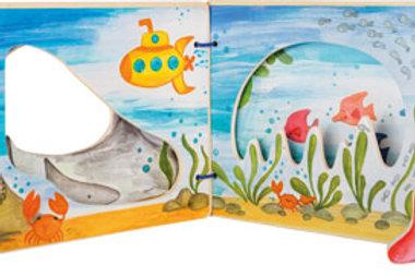 Smallfoot - Picture book underwater world, interactive