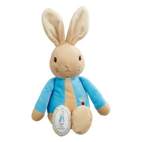 Peter rabbit baby soft toy