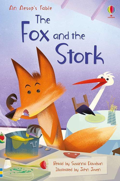 Usborne - The fox and the stork